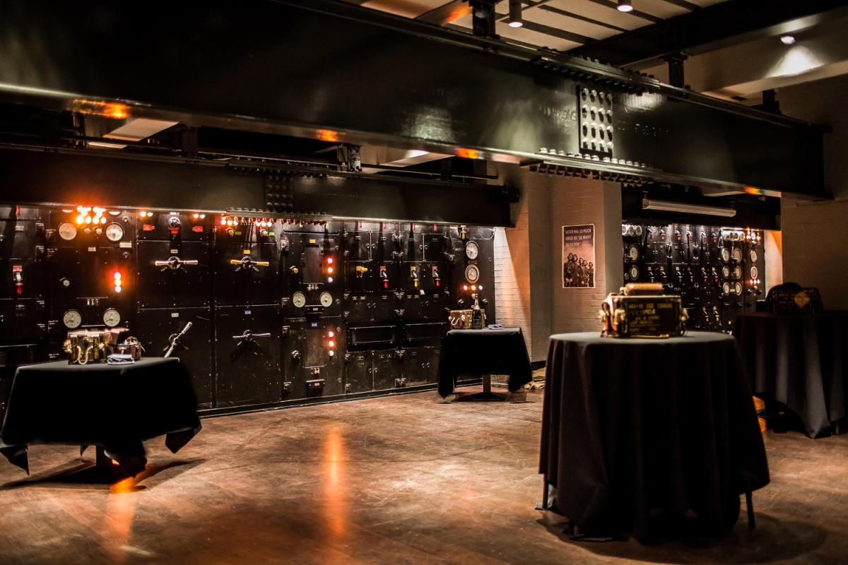 IWM, Harnsworth Room Churchill War Rooms