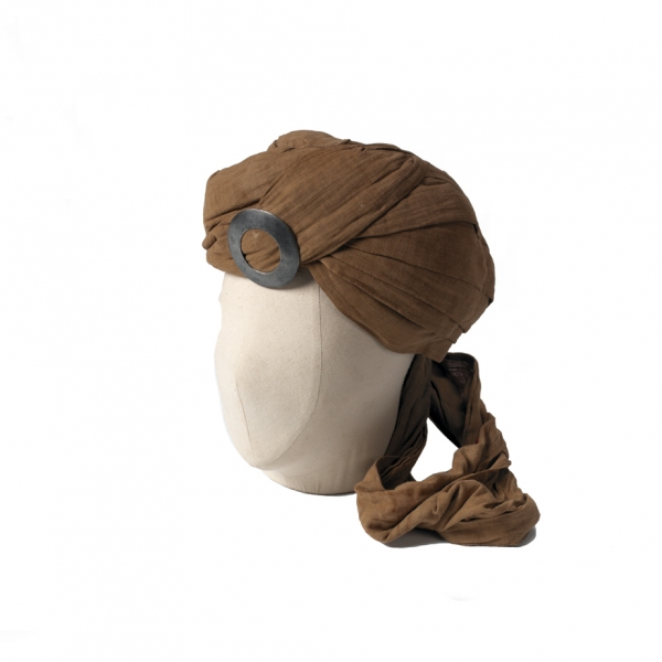 First World War period Indian Army pagri (turban)
