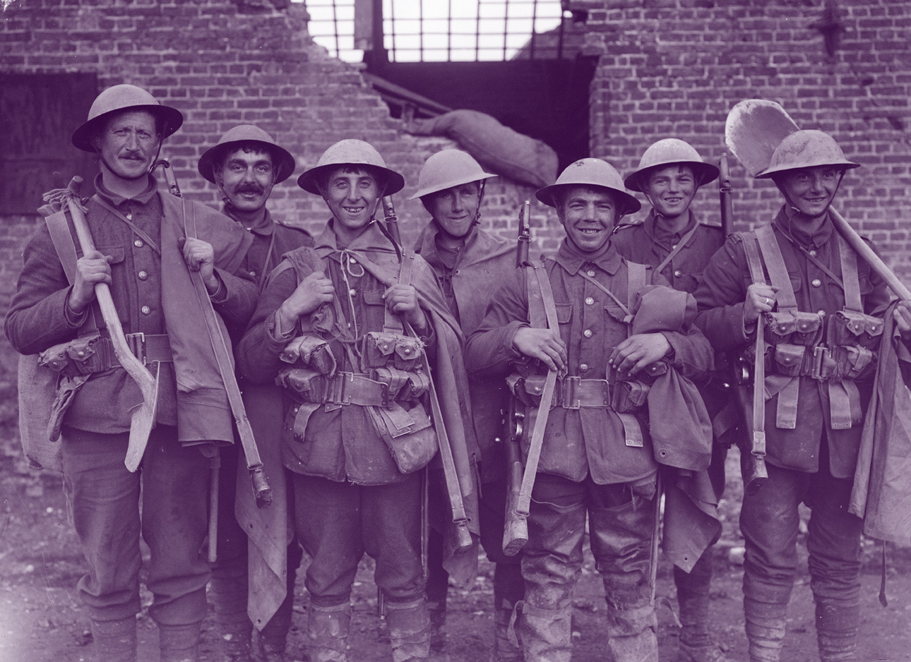 Lives of the First World War Promo Image