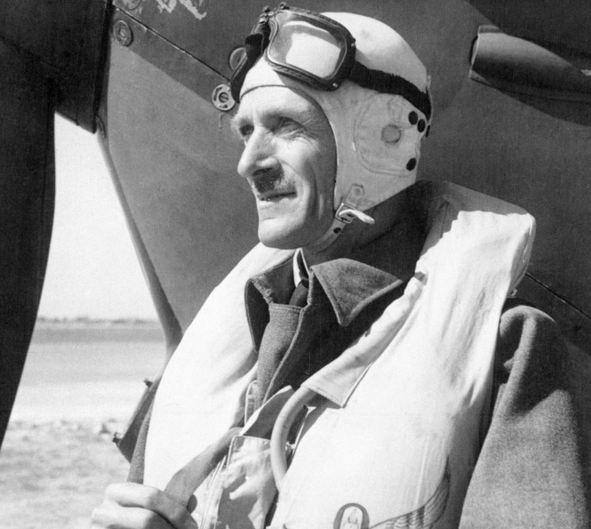 Air Vice-Marshal Keith Park (1892-1975)