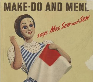 2. Take advice from Mrs Sew and Sew