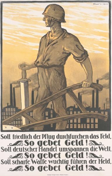 Pro German Propaganda Ww1