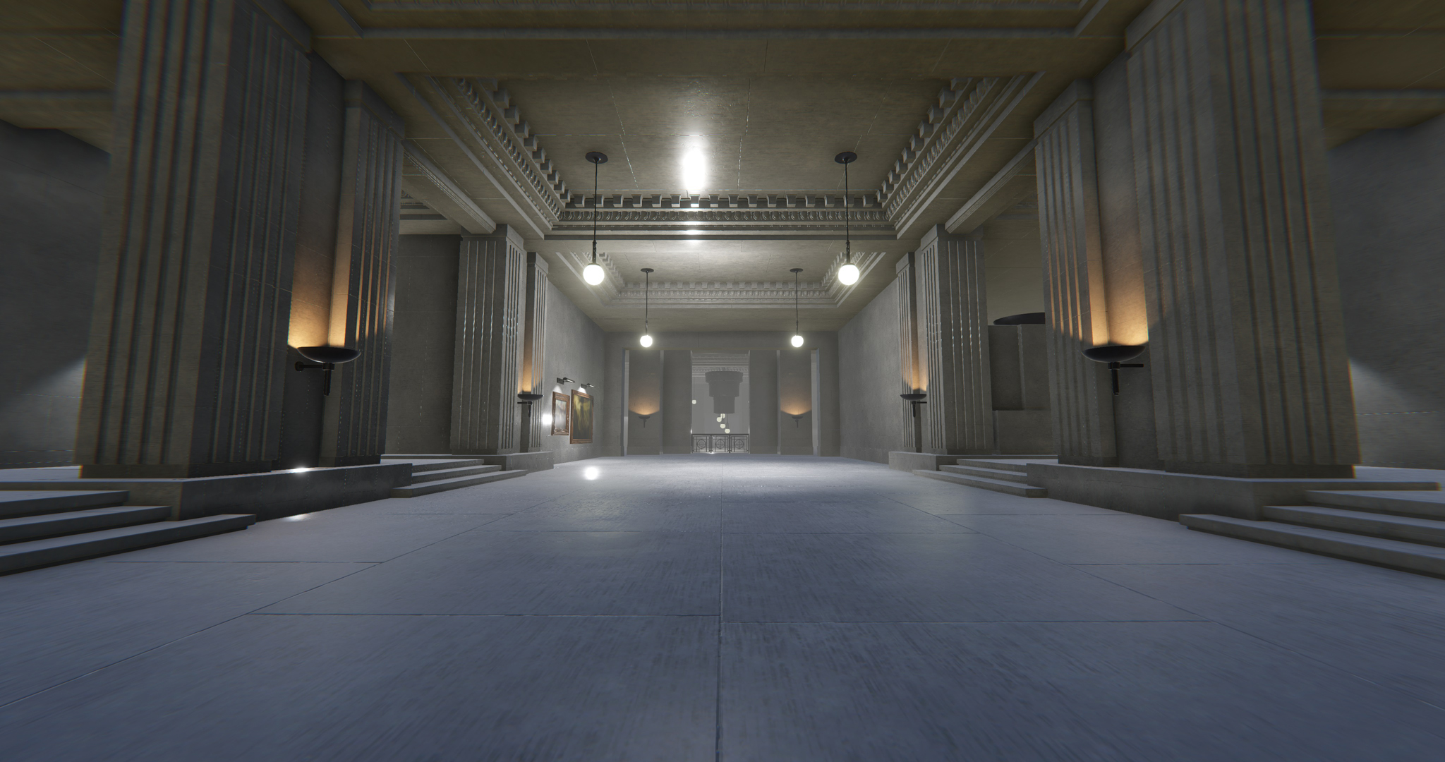 Virtual hall of Remembrance