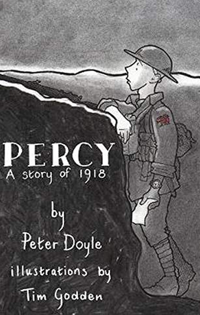 Cover of Percy: A Story of 1918.
