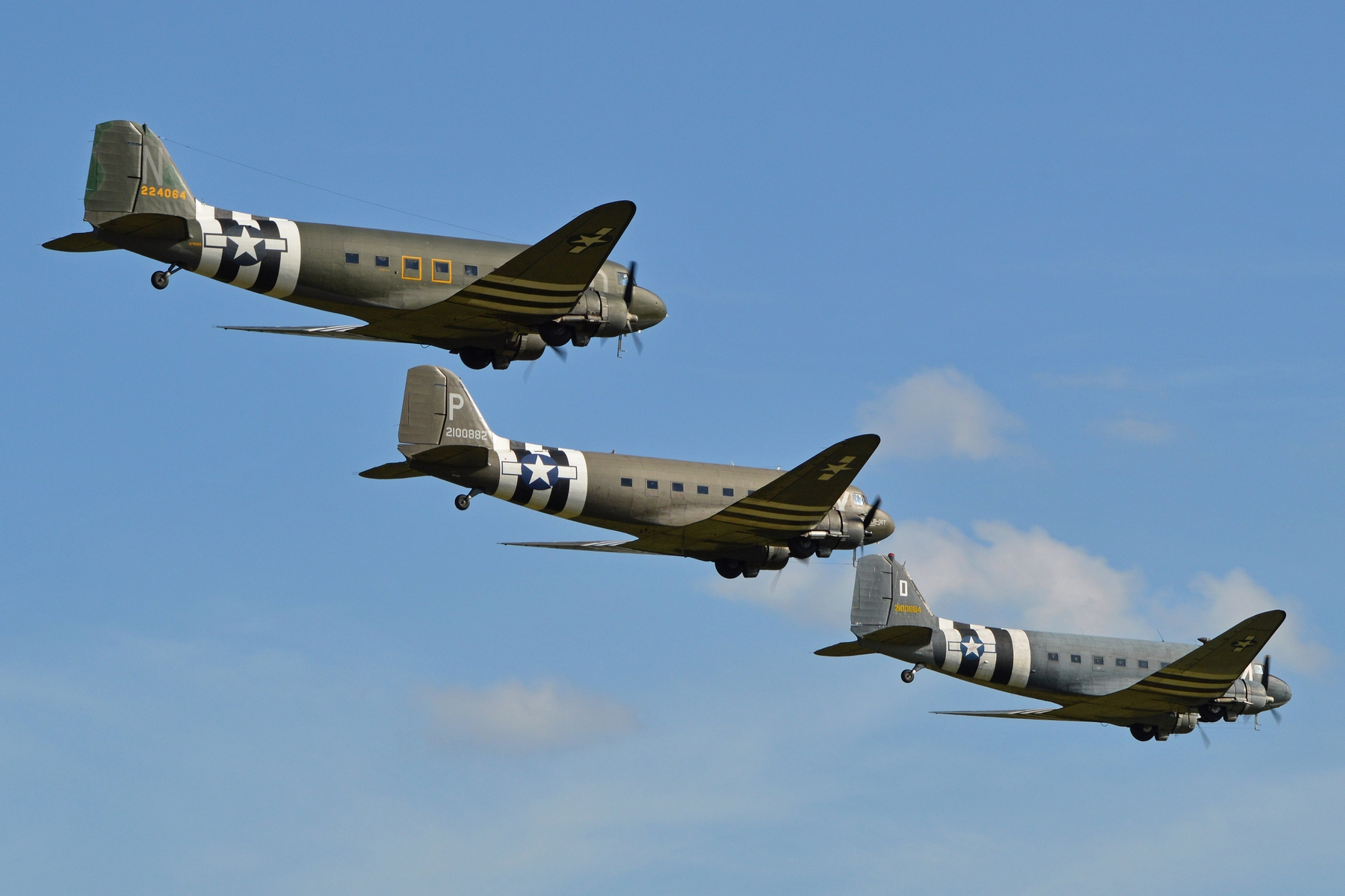 IWM Presents: D-Day 75 Daks Over Duxford