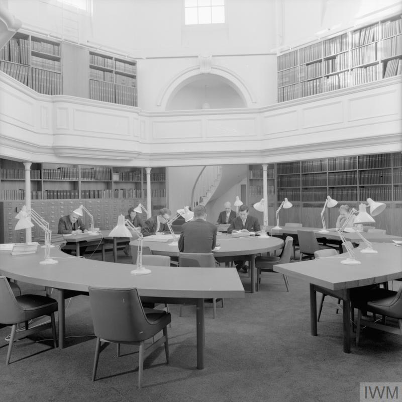 IWM London Library