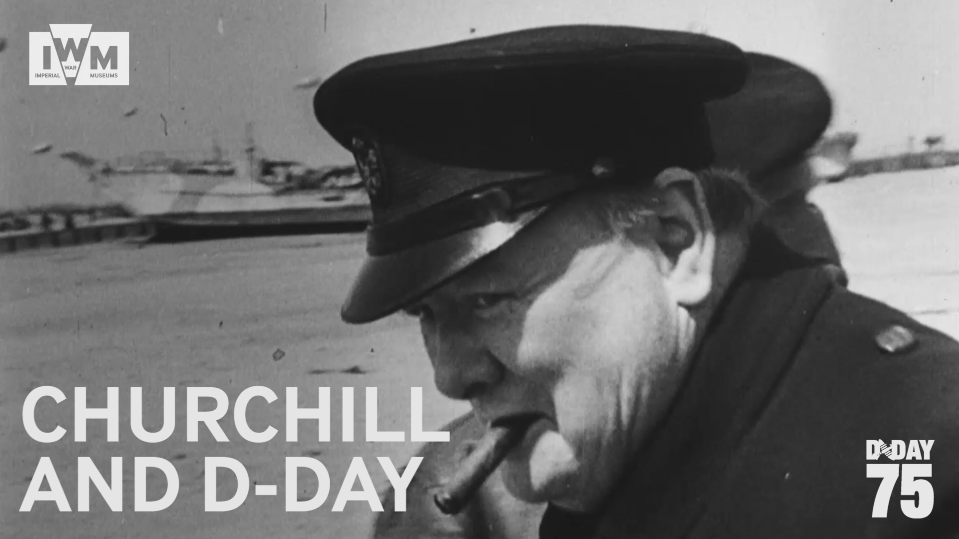 D-Day 75 Churchill and D-Day