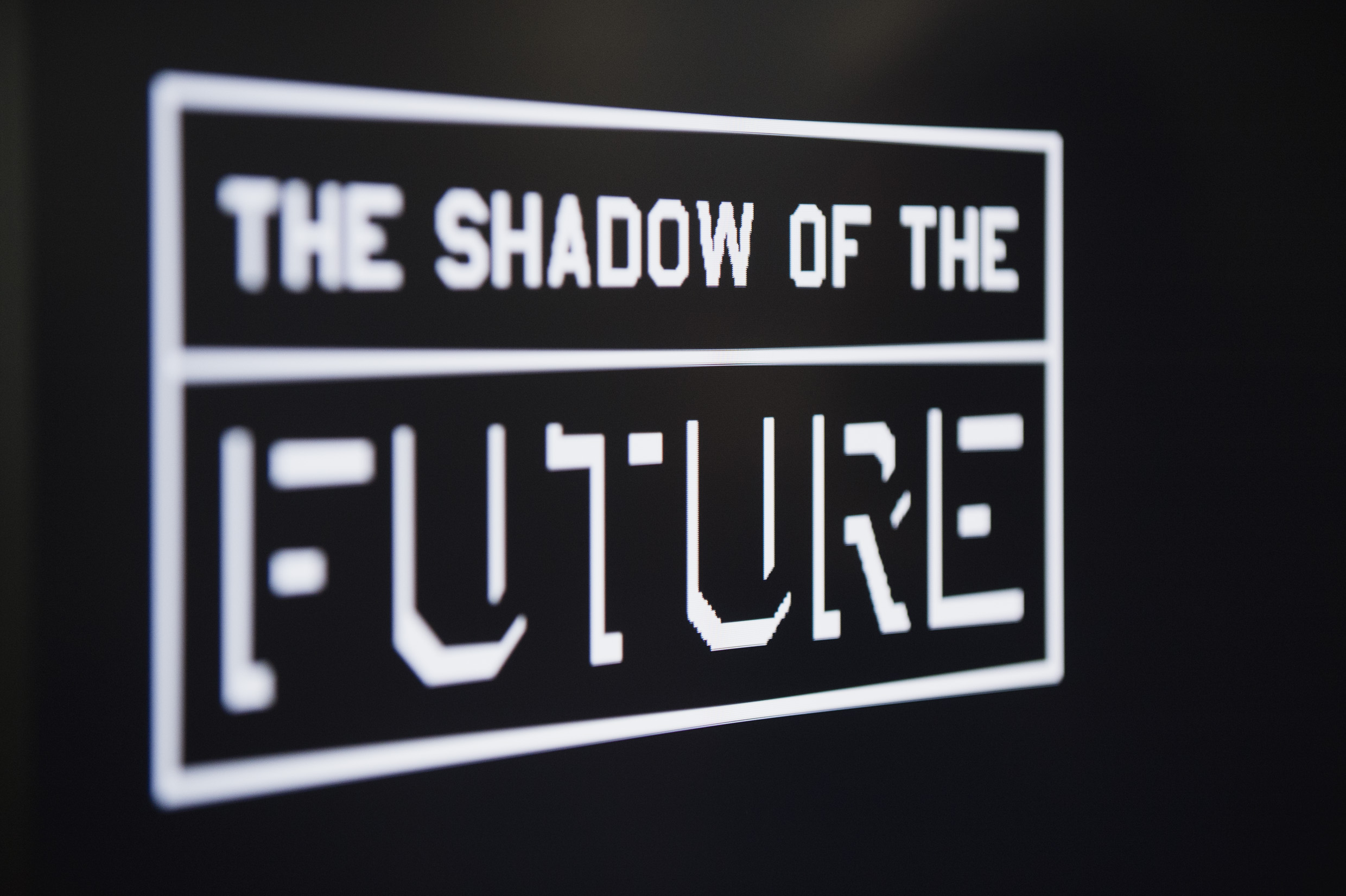 The Shadow of the Future game display screen