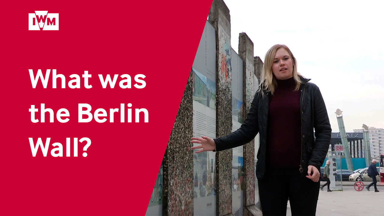 What was the Berlin Wall? Thumbnail