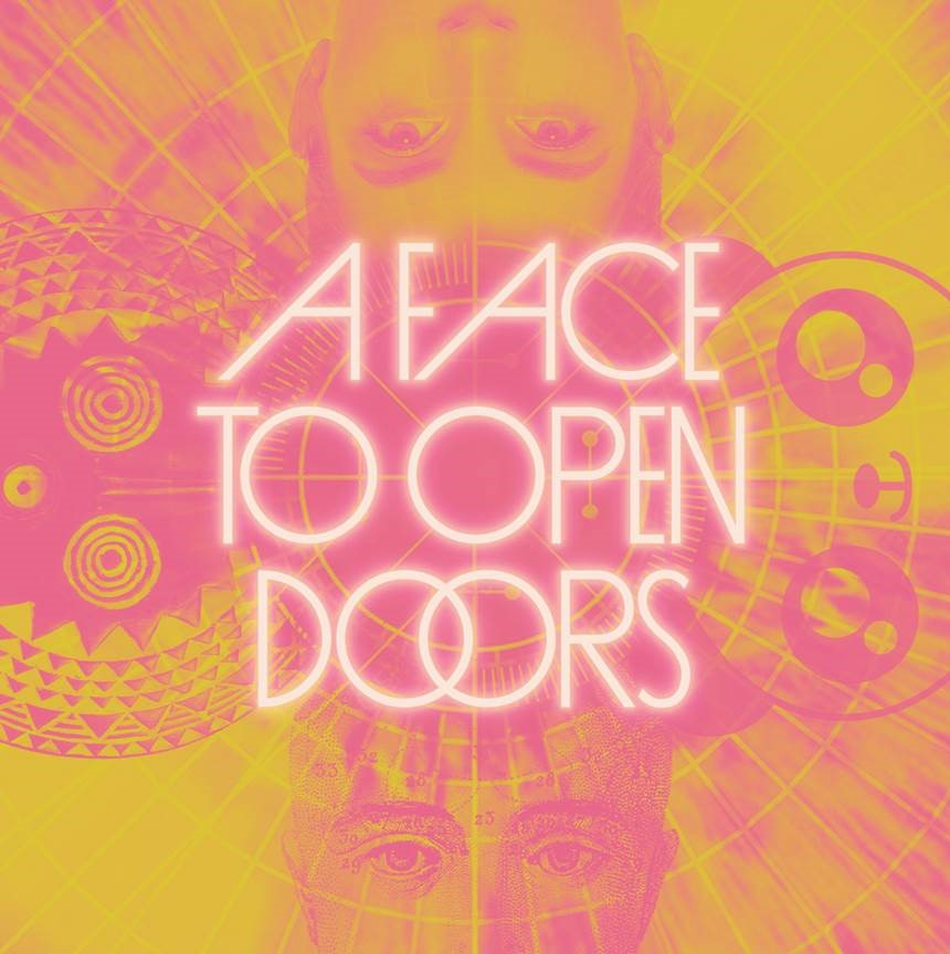 A Face to Open Doors - Title Block