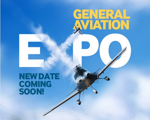 general aviation expo event poster IWM Duxford