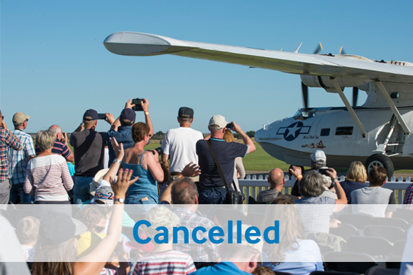 Duxford Air Festival 2020 has been cancelled