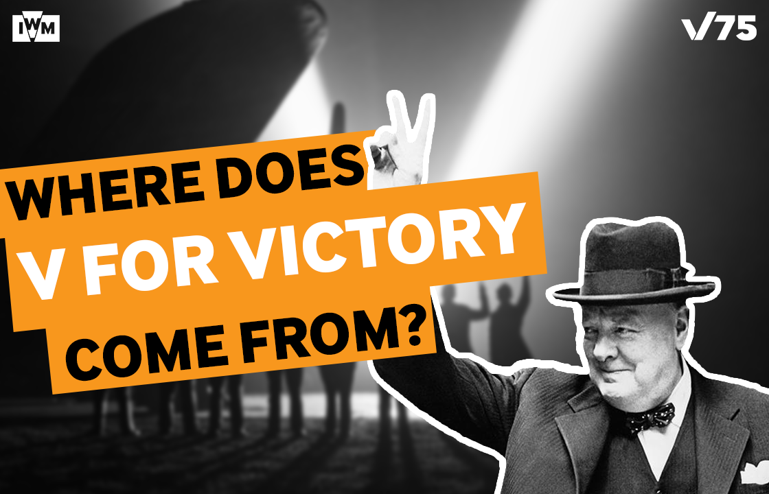 V for Victory Thumbnail