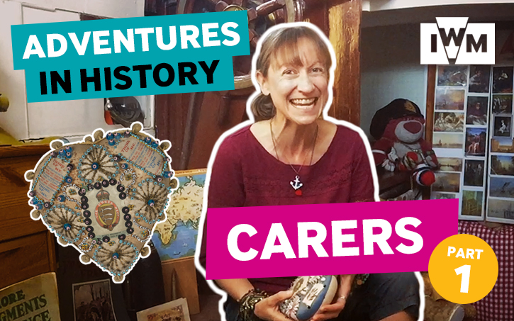 Poster image for episode of Adventures in History: Carers Part One