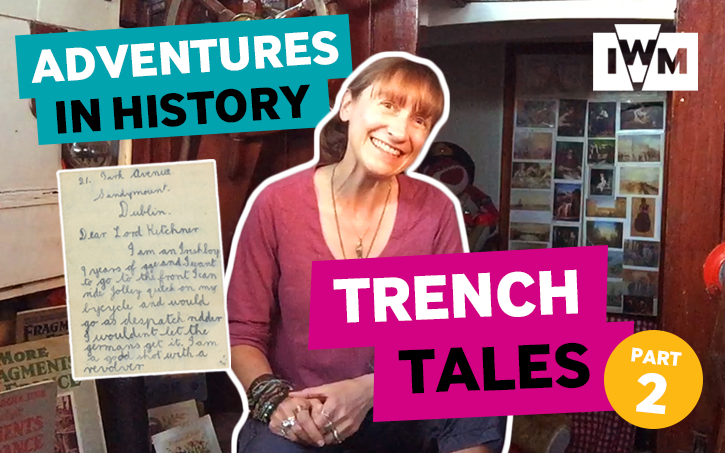 Adventures in History: Trench Tales - Part Two graphic