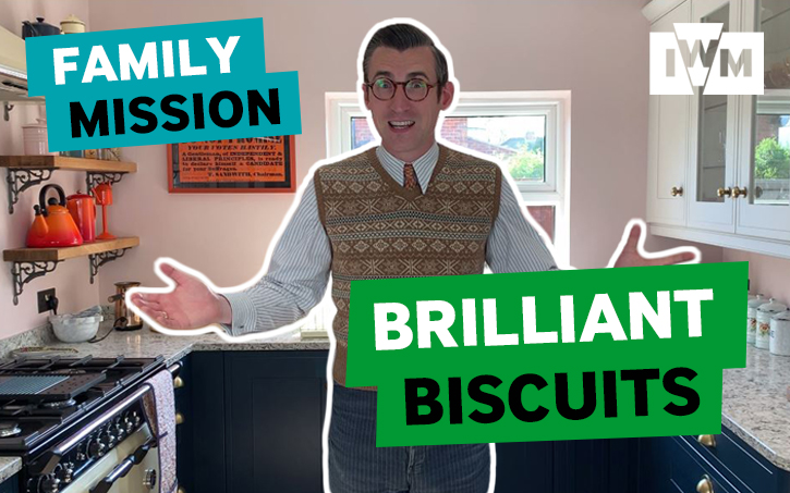 Family Mission: Brilliant Biscuits