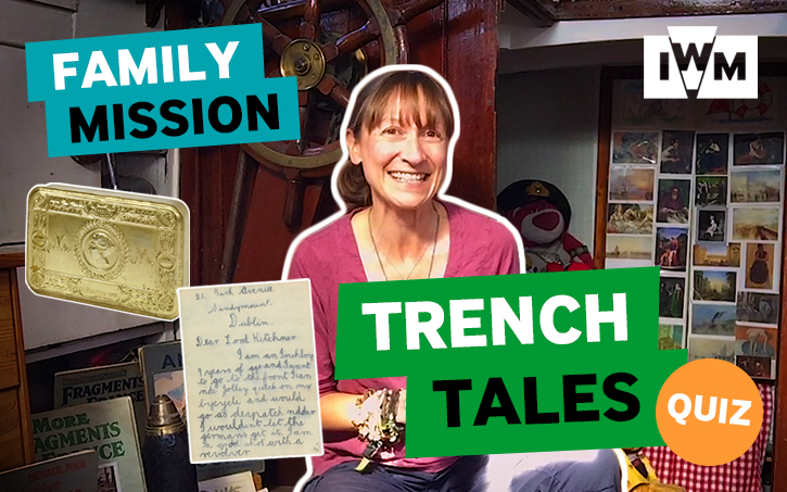 Poster image for Family Mission: Trench Tales Quiz