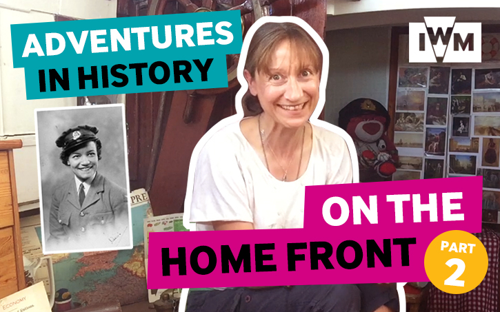 Adventures in History - On the Home Front Part Two graphic