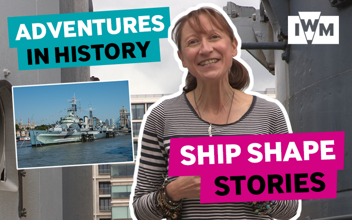 Adventures in History: Ship Shape Stories graphic