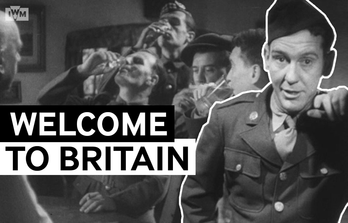 Welcome to Britain video thumbnail