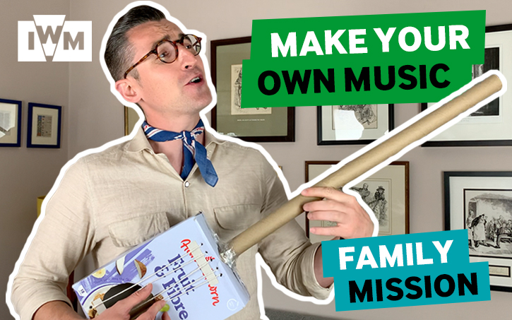 Family Mission: Make Your Own Music