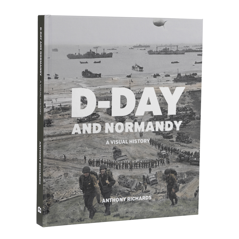 D-Day And Normandy - A Visual History (HB)