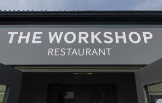 The Workshop Restaurant at IWM Duxford