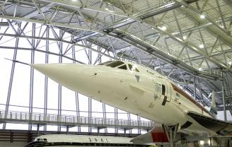 Concorde 101 in AirSpace