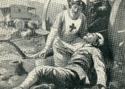 War Illustrated - Hero Image