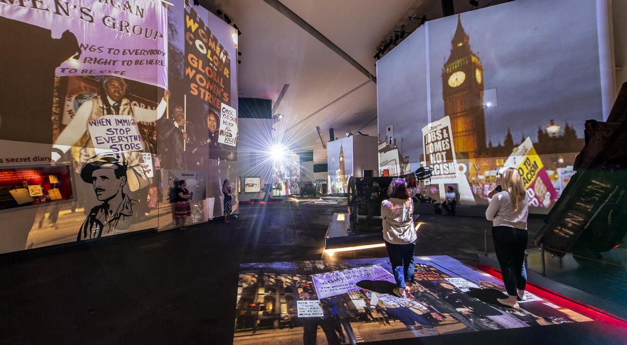 The Big Picture Show at IWM North
