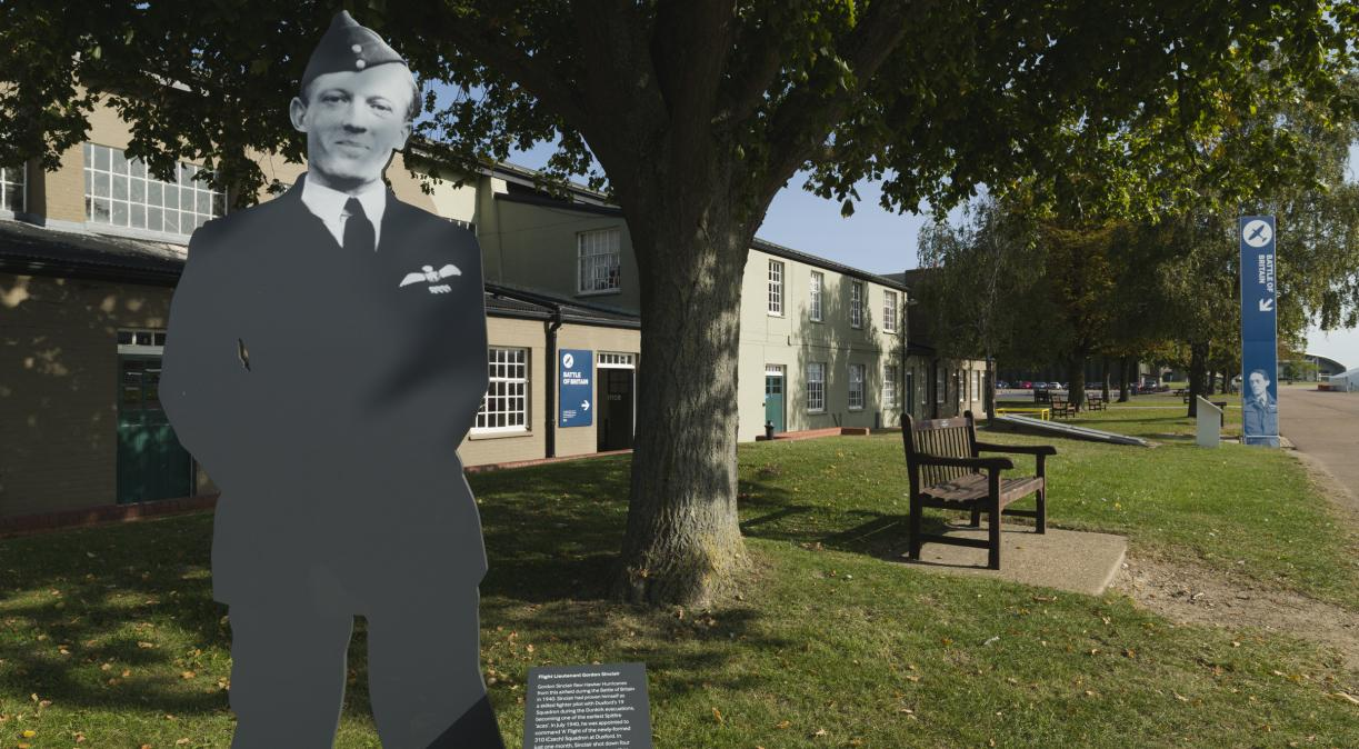 Discover personal stories at IWM Duxford