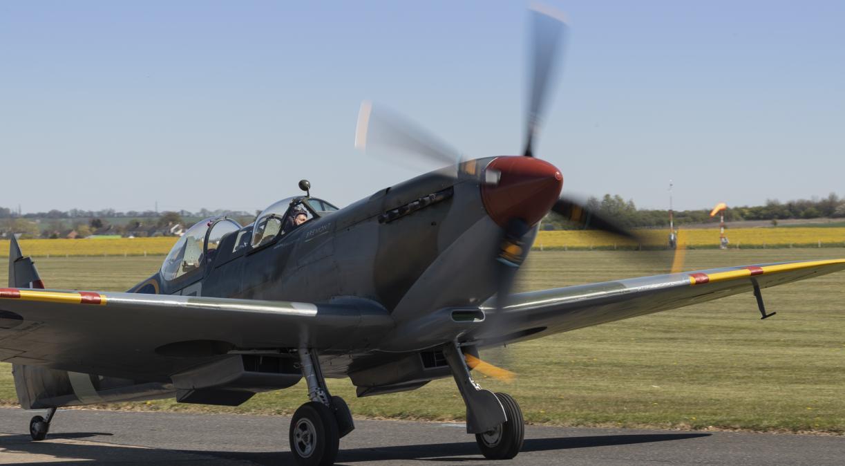 IWM Duxford Airfield
