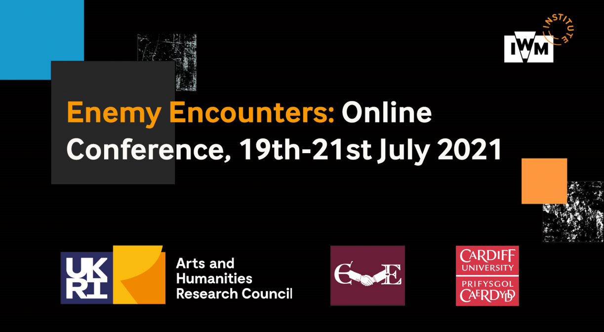 Enemy Encounters Online Conference