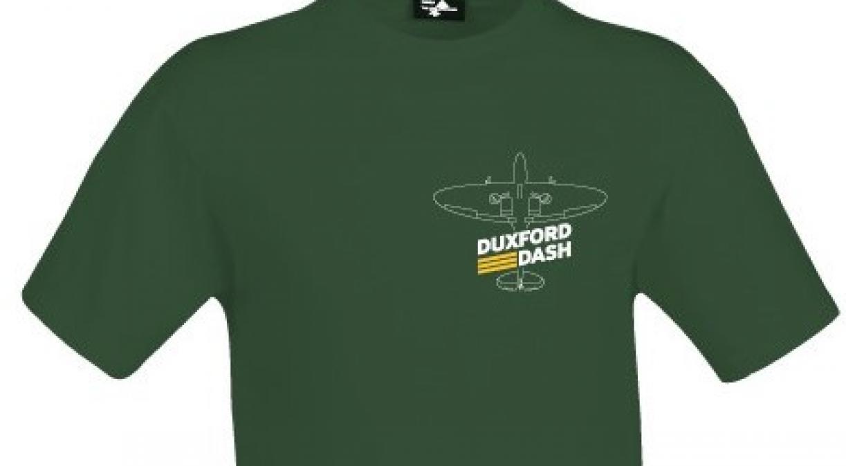 Duxford Dash 2021 Runners T-shirt