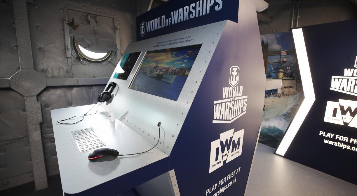World of Warships HMS Belfast
