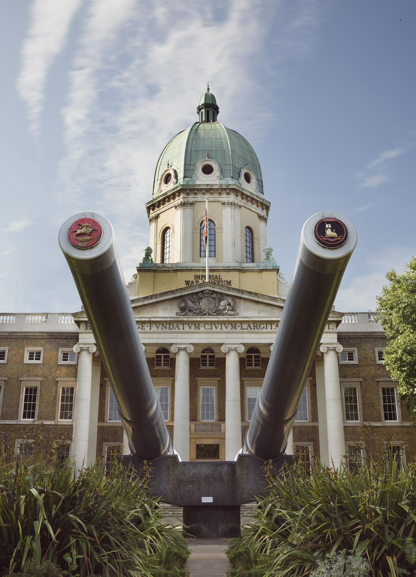 Imperial War Museum London Cafe