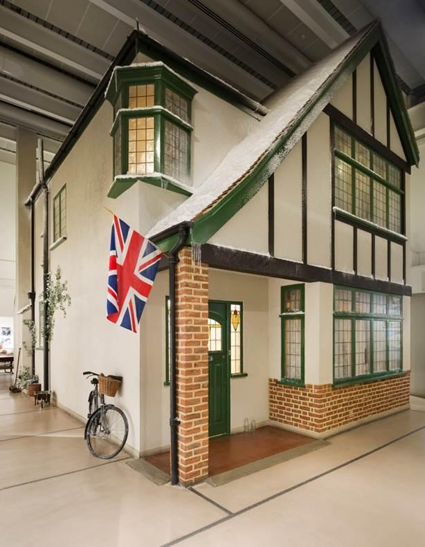 The 1940s House | Imperial War Museums