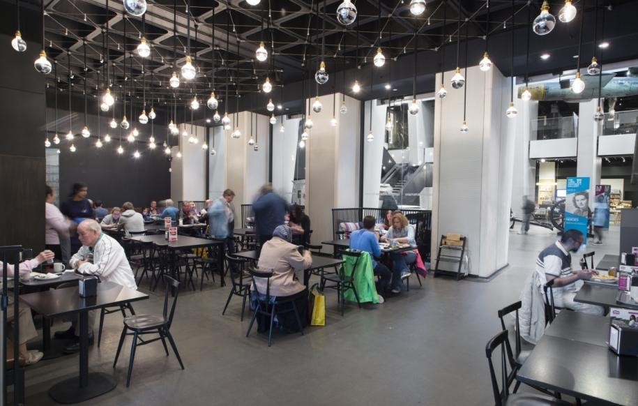 The Cafe at IWM London