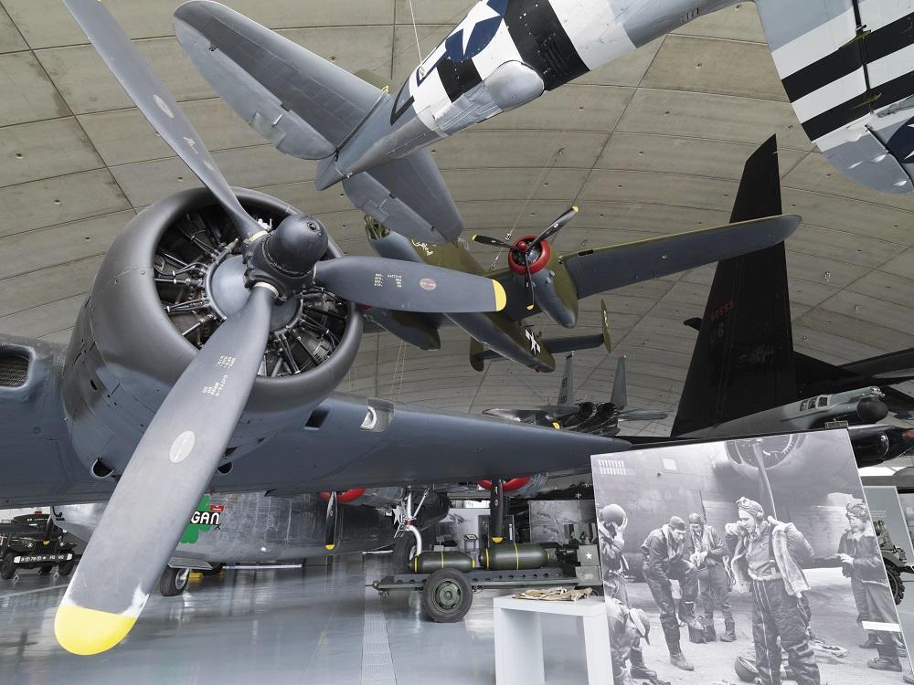 Orville J Draeger, USAF 94th Bomb Group, William E