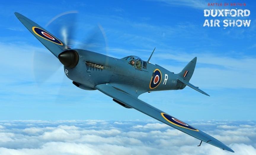 Spitfire PR.XI Hangar 11