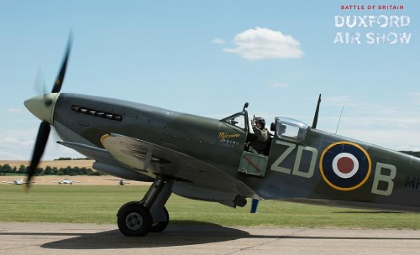 Spitfire Mk.IXb MH434
