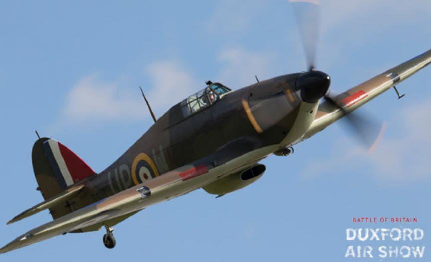 Hawker Hurricane Mk.I R4118