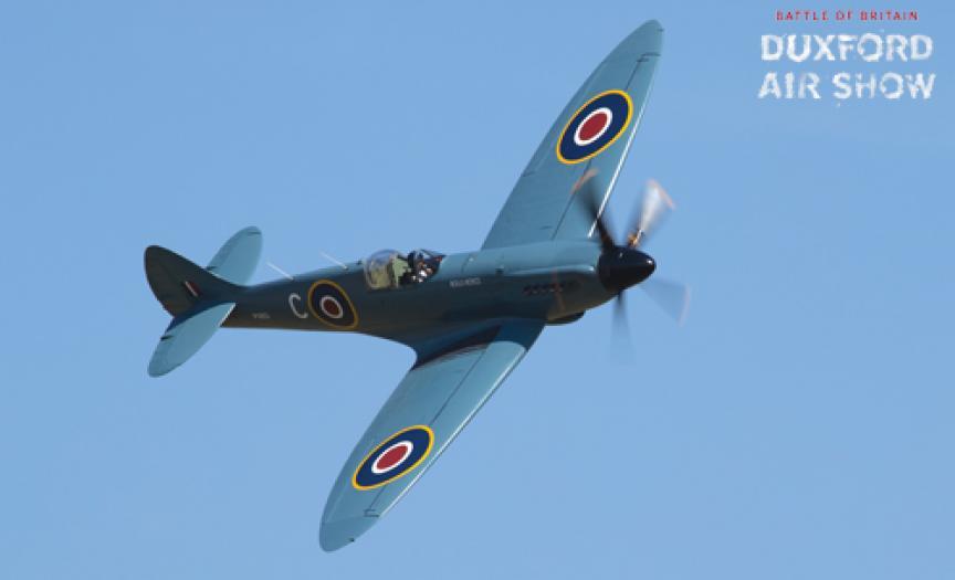 Spitfire Mk.XIX owned by Rolls-Royce