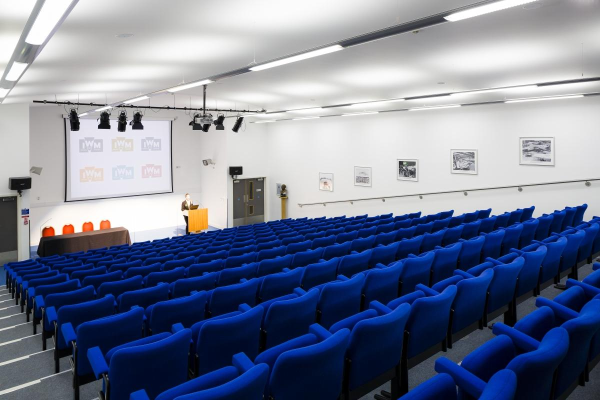 Marshall Auditorium at Duxford