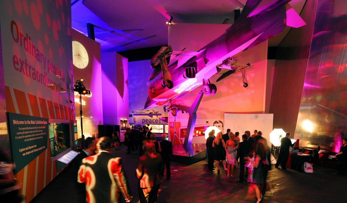 Evening Events at IWM North