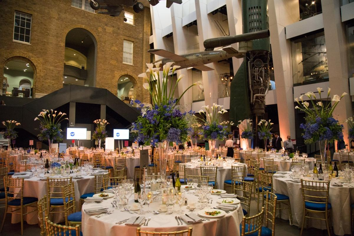Evening Corporate Hire IWM London