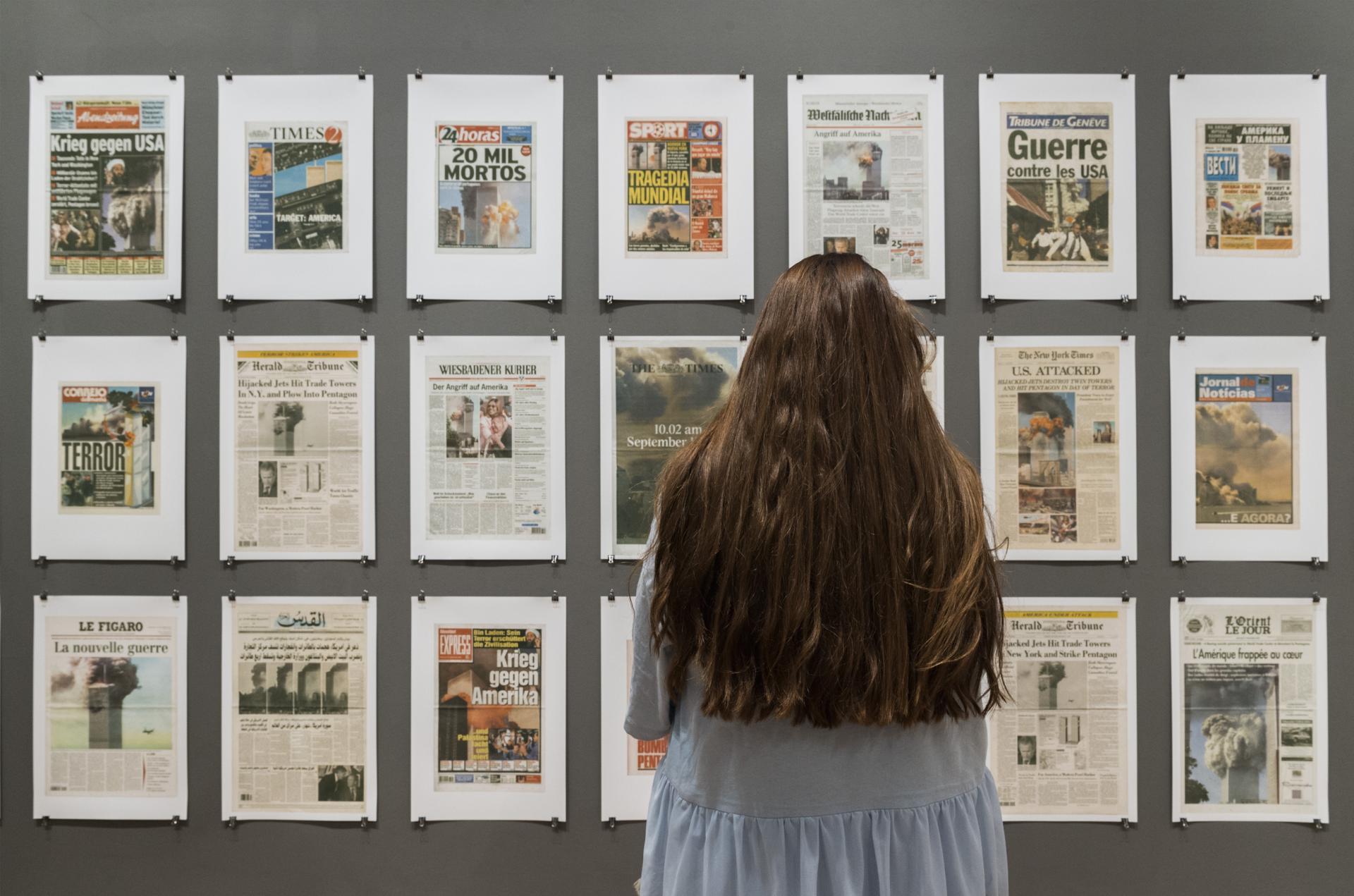 Age of Terror: Art since 9/11