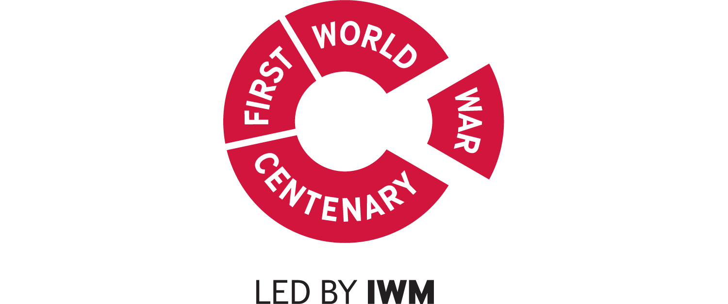 First World War Centenary Partnership led by IWM logo