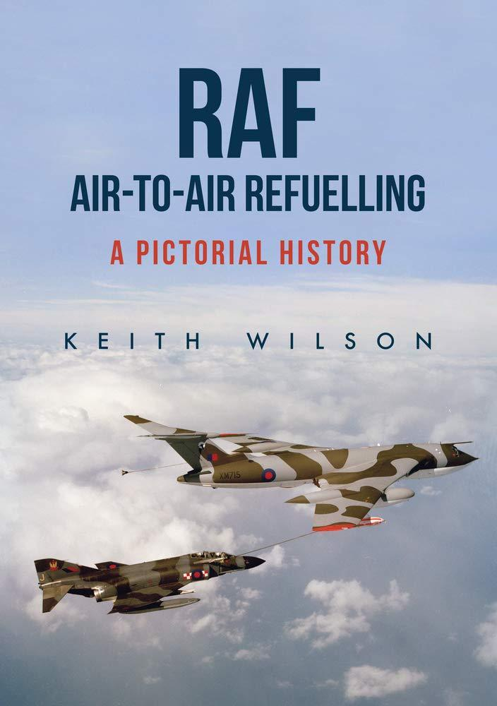 RAF Air-to-Air Refuelling book cover