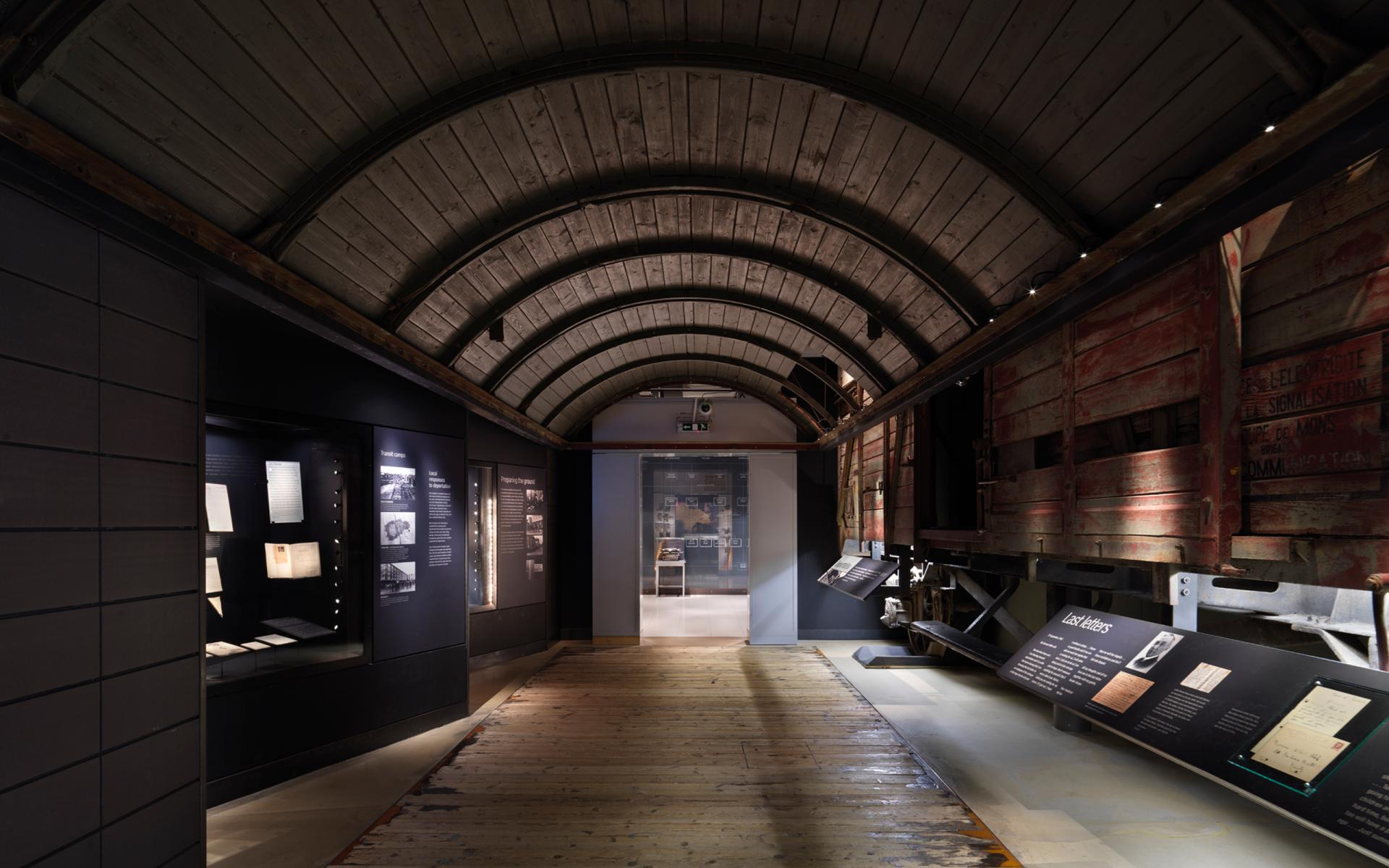 The Holocaust Exhibition at IWM London